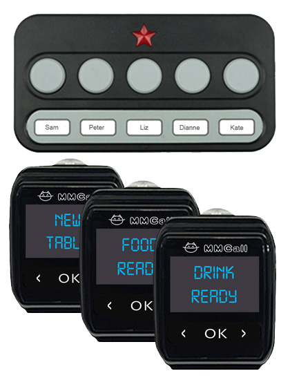 Wireless Watches & Beeper